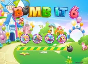 Play Bomb It 6 Game Online