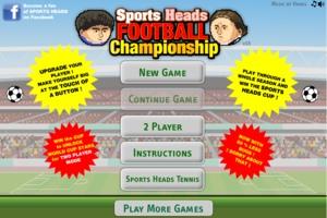 Sports Head Football