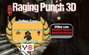 Raging Punch 3D