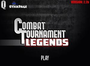 Combat Tournament Legends
